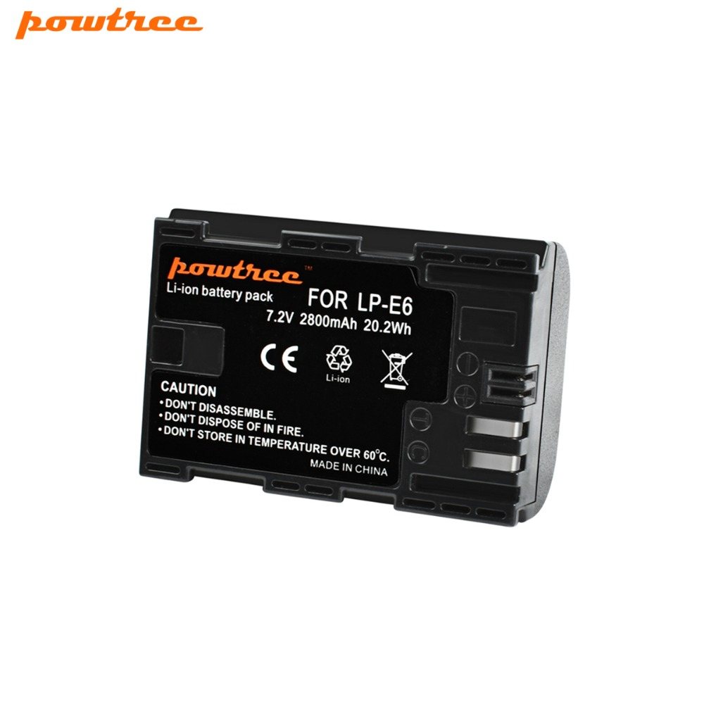 1X Camera Battery Of LP-E6 LPE6 LP E6 For Canon 5D Mark II Mark III EOS 6D 7D 60D 60Da 70D 80D DSLR потребительские товары cs pro cs 1 dslr 6d canon 5d 3 7 d t3i d800 d7100 d3300 pb039