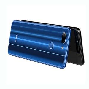 Image 4 - Versión Global Lenovo K9 4GB 32GB teléfono inteligente 13MP cuatro cámaras de 5,7 pulgadas 18:9 Android 8,1 Helio P22 Octa core 4G teléfono móvil 3000mAh