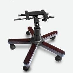 Stuhl Füße Massivholz Fünf-stern Fuß Aufzug Computer Büro Swivel Executive Stuhl Basis Möbel Füße Zubehör Gas Strut