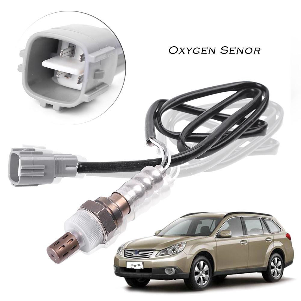 hight resolution of o2 oxygen sensor downstream for subaru impreza wrx legacy forester h4 2 5l turbo in exhaust gas oxygen sensor from automobiles motorcycles on