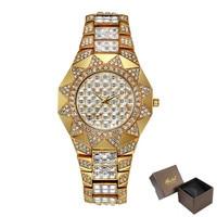 Sun Womens Watches Top Brand Japan Movt Quartz Watch Female Diamond Solar Gold Watch Xfcs Fashion Ladies Wrist Watches