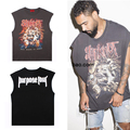 Summer Fashion 2017 Newest Justin Bieber God Of Fear Purpose Kanye West  Yezzy T shirt Men Hiphop OVERSIZE Casual Cotton Tee