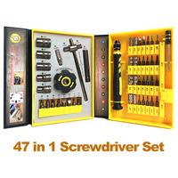 NEW 47 in 1 Multifunctional Screwdriver Set Household Socket   Tool   Home Appliance Repair   Tools   Phone Repair   Tools