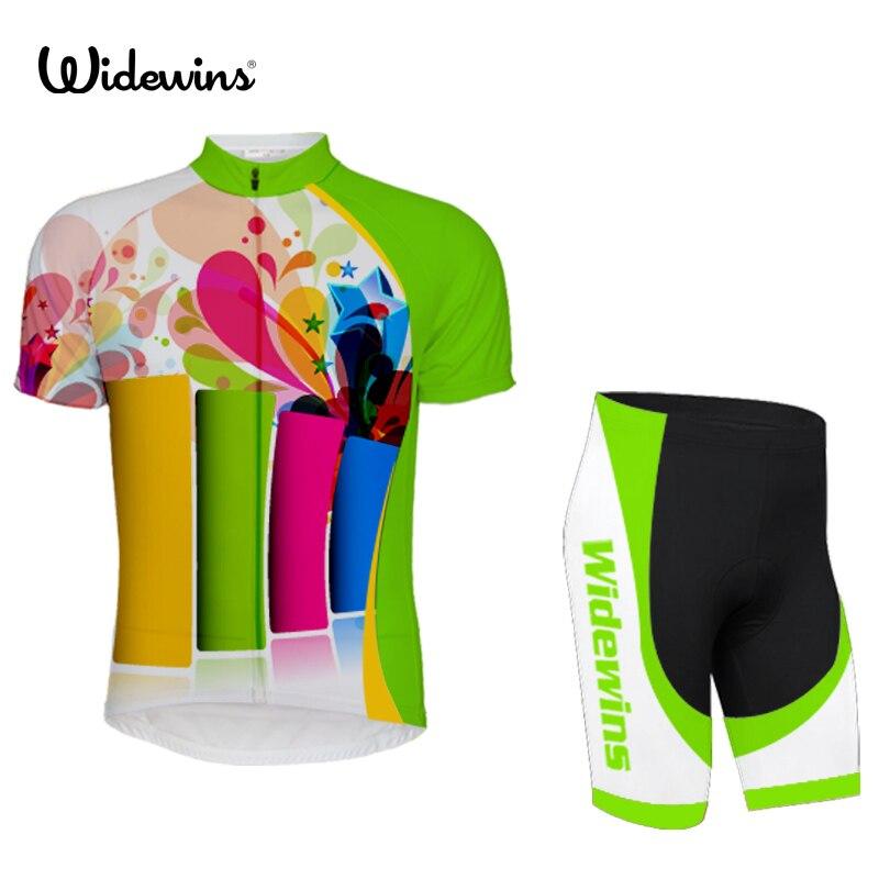 a51f4aeac colour TEAM cycling jersey bike short uniform quick dry MTB Ropa Ciclismo PRO  cycling WEAR mens