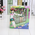 14cm Sailor moon Sailor Jupiter Kino Makoto action figure with box