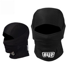 Motorcycle Face Mask Autumn Winter Thermal Fleece Balaclava Shield Moto Windproof Cycling Skiing