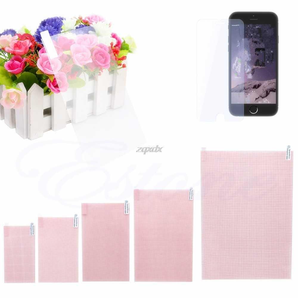 """الجدة 6 """"-10"""" 2 قطعة LCD واقي للشاشة DIY طبقة واقية غطاء ل هاتف لوحي"""