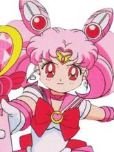 Sailor Moon Sailor Chibi Luna Chibiusa Cosplay Disfraces de Halloween Pequeña Dama