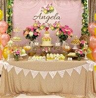 Шампанское блесток скатерть свадебный торт скатерть (350 см x 450 см)