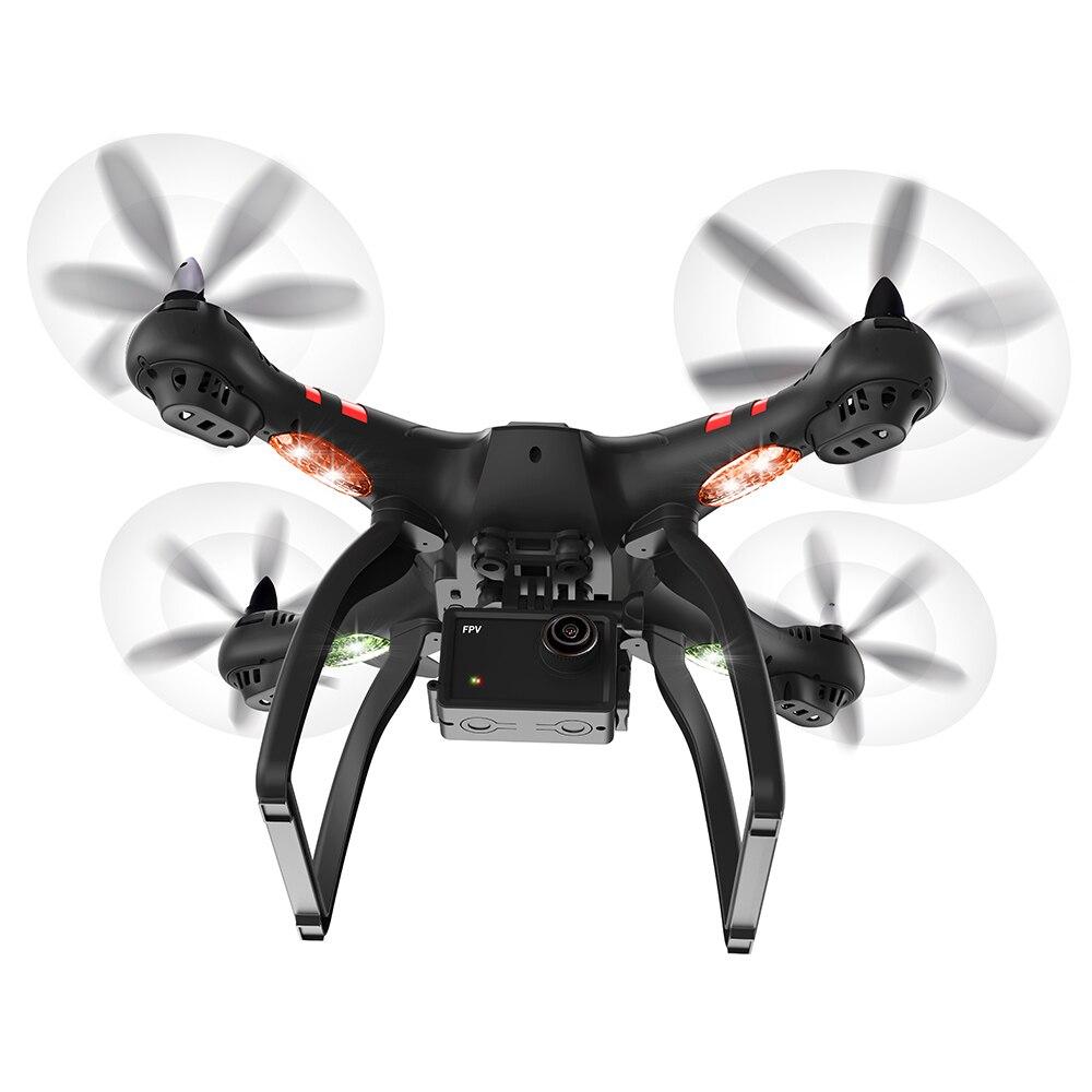 UAV Quadcopter Drone High Performance Intelligent One Key Landing One Key Follow FPV Brushless GPS Aircraft WiFi david parmenter key performance indicators