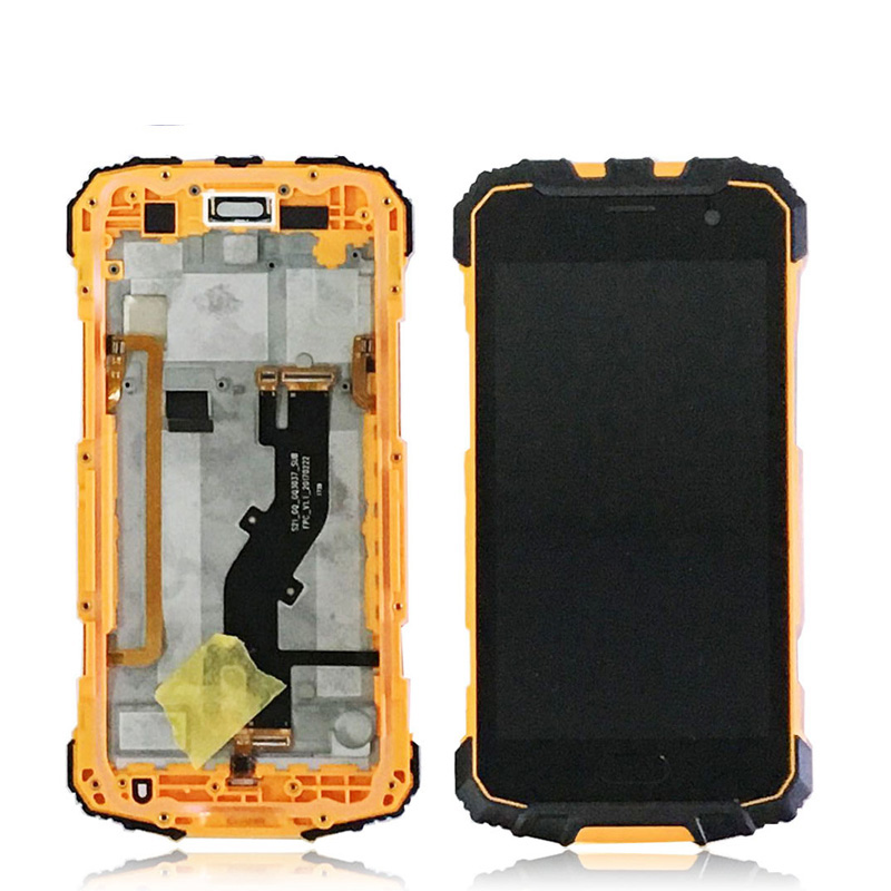 100% Tested For Ulefone Armor 2 LCD Display+Touch Screen Digitzer Assembly With Frame for armor 2 lcd+free tools100% Tested For Ulefone Armor 2 LCD Display+Touch Screen Digitzer Assembly With Frame for armor 2 lcd+free tools