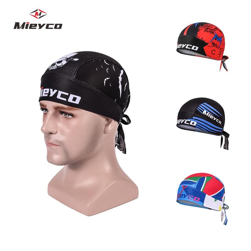 Men Skull Cycling Pirate Cap Women Ciclismo Cycle Headscarf Bicycle Bandanas Anti Sweat UV Running Sport Climb Headwear Scarf