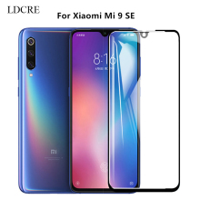 2PCS for Xiaomi Mi 9 SE Glass Full Glue Coverage Screen Protector Film