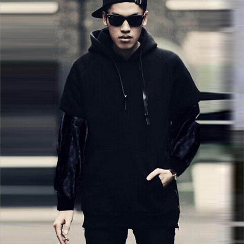 Fashion Hoodies New Hoody Sweatshirts Hip pop Hoodies Men