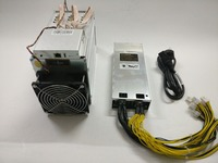 The Newest DASH Miner Bitmain ANTMINER D3 17GH S With Psu 1200W On Wall Now Open