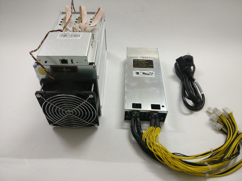 Antminer D3 Lower Profit Antminer D3 Power Supply