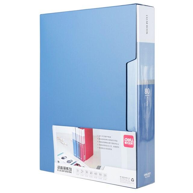 office 5006 folder insert information booklets 4 plastic housing 80