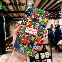 Babaite Marvel The Avengers Jorker Dead Pool Phone Case Cover for Xiaomi Mi 6 Mix2 2S Note3 8 8SE Redmi 5 5Plus Note4 4X Note5