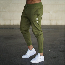 Daddy Chen Cotton Men Pants Straight Spring army green Long Male Casual Slim fit