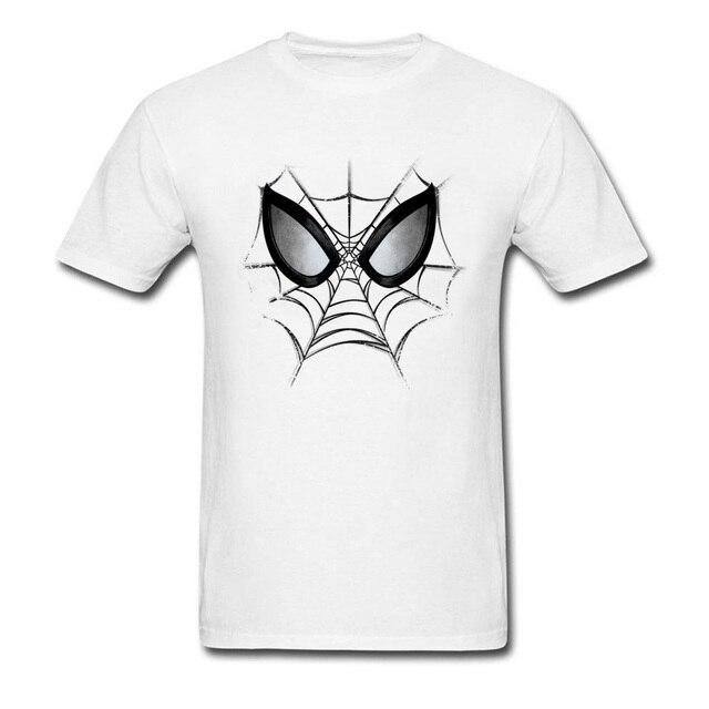 d44bfe60a0 Crazy Cool Spiderman T Shirt Men Blue Tshirt Cotton Top T Shirts ...