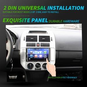 Image 2 - AOSHIKE 7 אינץ 2 דין רכב MP5 מולטימדיה נגן רכב U דיסק TF כרטיס מכונה עם שלט הגה רכב Bluetooth רדיו
