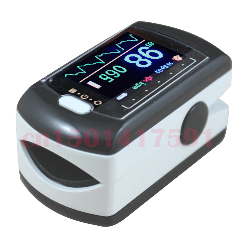 CMS50EW CE Portable Pulse Oximeter With Sleep Study Analysis, Bluetooth, Software, OLED Display