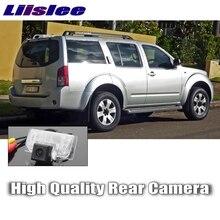Cámara Del Coche Para Nissan Pathfinder R51 Liislee 2005 ~ 2014 Ultra HD que invierte la cámara de vista trasera del automóvil imag para Uso | RCA