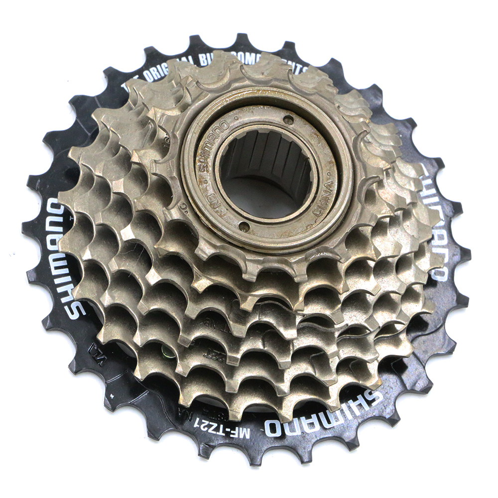 6 7 speed Cassette Bicycle Freewheel Mountain Bike Cassette bicicleta Speed gear Bike cassete MTB BMX bisiklet fiets onderdelen