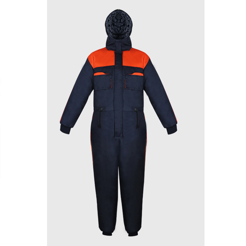 winter resistance to low temperature fishing clothes vest cold storage cold  outdoor protective clothing cold fishing boat  цены