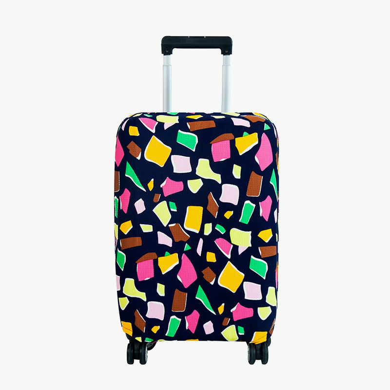 Travel Accessories Travel Luggage Cover Protective Suitcase Cover Trolley Case Travel Luggage Dust Cover For 18 To 28 Inch Bag все цены