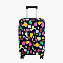 Travel Accessories Travel Luggage Cover Protective Suitcase Cover Trolley Case Travel Luggage Dust Cover For 18 To 28 Inch Bag