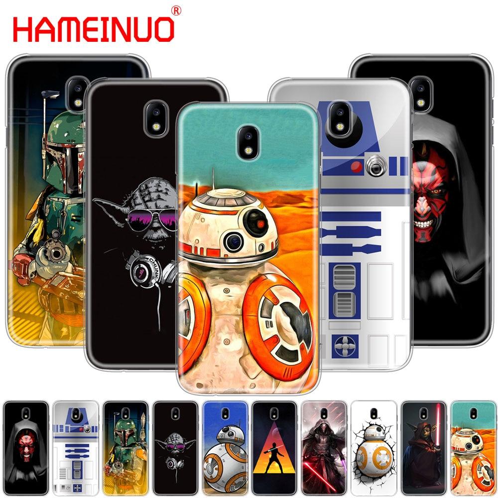 HAMEINUO Lightsaber Star Wars cover phone case for Samsung Galaxy J3 J5 J7 2017 J527 J727 J327 J330 J530 J730 PRO