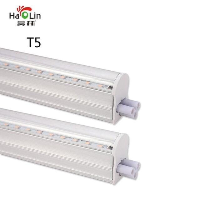 2pcs T5 T8 Led Grow Lighting Indoor Seedling Flower And Blossmming Plant  Growth Light Lamp Bar