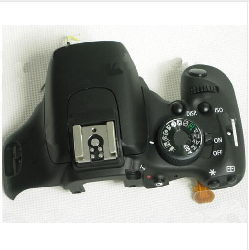 LCD Top cover head Flash cover for Canon 60D Digital Camera Repair Part second hand