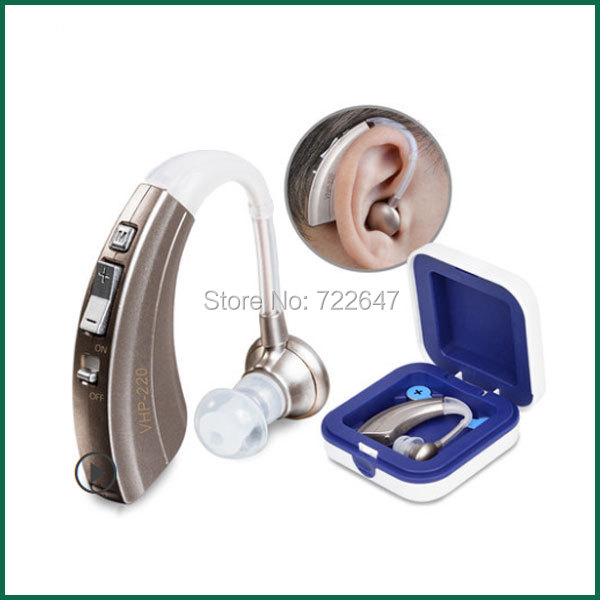 Digital BTE Hearing aid aids for the elderly