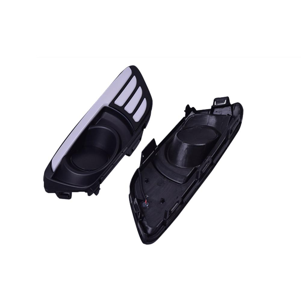 Светодиодный задний бампер отражатель стоп-сигналы для Honda Цивик 2016~2017+