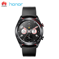 New Honor Magic Smart Watch 1.2 Inch AMOLED Color Screen Built in GPS NFC Payment Heart Rate Monitor 5ATM Waterproof Smartwatch