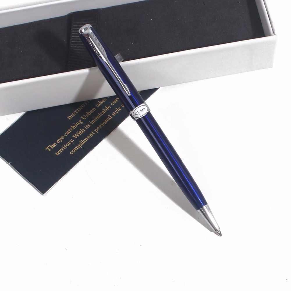 พิเศษ Link ปากกาลูกลื่น Office หมึกปากกากล่องของขวัญสีดำสีแดงสีเทาปากกาโลหะ