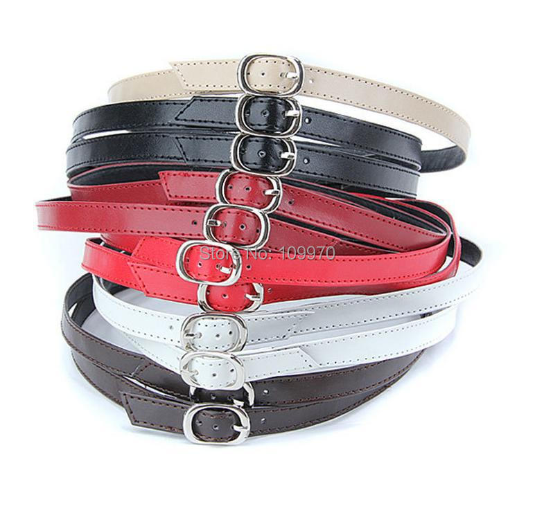 f3abe7eb10 US $15.2 5% OFF|New high heeled flat shoe safety clips bands strap locking  shoe leather shoelace belt wedding sport outside universal 4pairs/lot-in ...