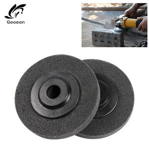 Polishing-Wheel Abrasive-Tools Fiber Nylon 1PCS Disc-A69 Non-Woven 100--16mm