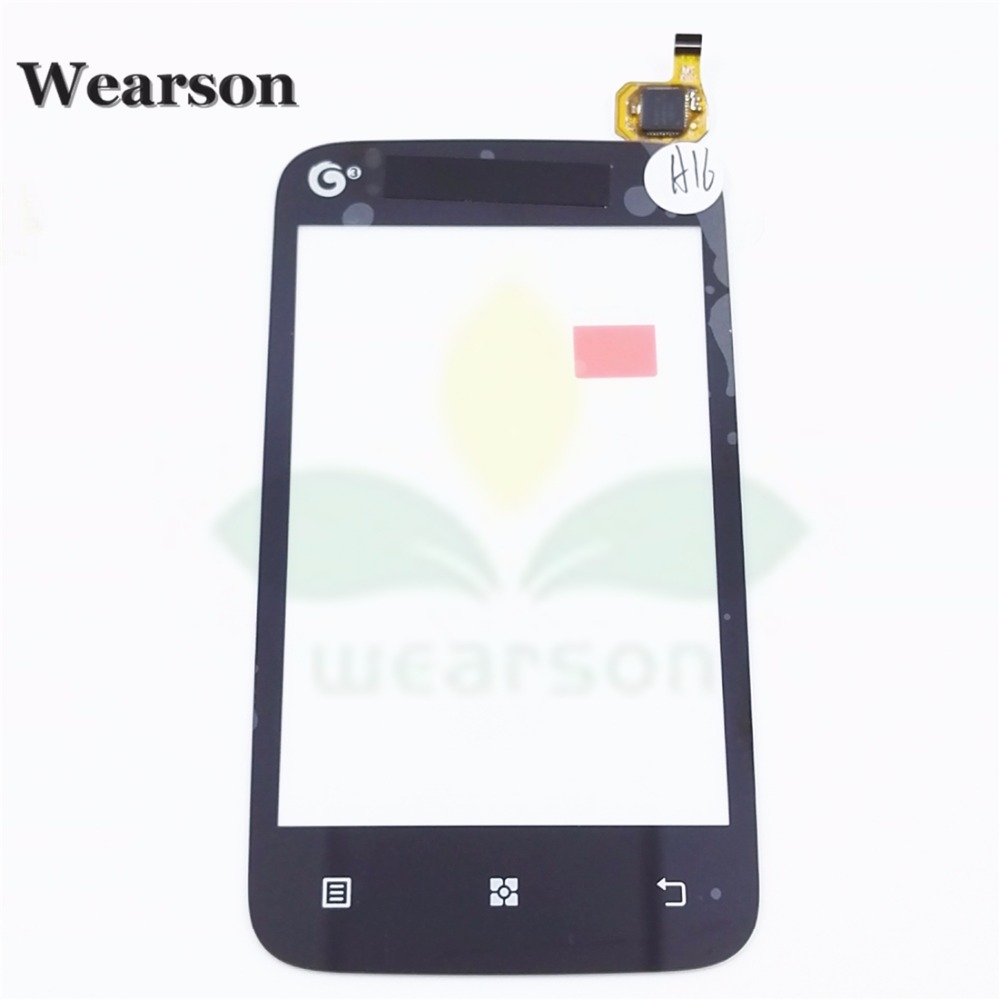 For Lenovo A278 A278T Touch Panel High Quality A278 A278T Touch Screen Digitizer Free Shipping With