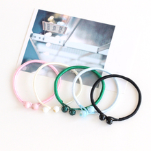 2Pcs/lot Women Lucky Bracelets Bead Red String Ceramic bracelets & bangles Men Handmade Accessories  Lovers Lucky Jewelry