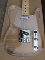 Electric guitar wholesale new guitar / acrylic acrylic TL body electric guitar / guitar China
