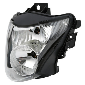 Image 3 - كشاف إنارة أمامية لدراجة نارية مجموعة مصابيح أمامية كشافات لهوندا الدبور CB600 CB600F 600F 2007 1010 2008 2009