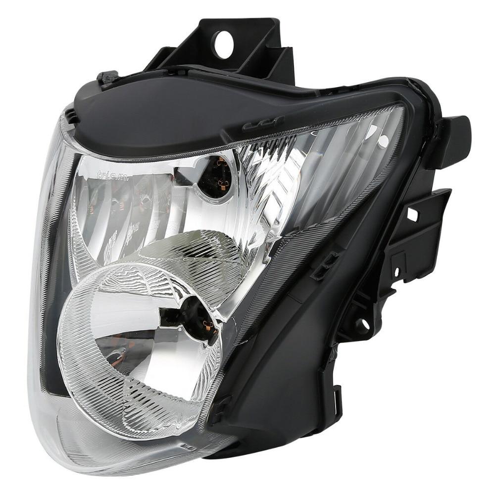 Image 3 - Motorcycle Head Light Headlight Assembly Headlamp For HONDA HORNET CB600 CB600F 600F 2007 1010 2008 2009