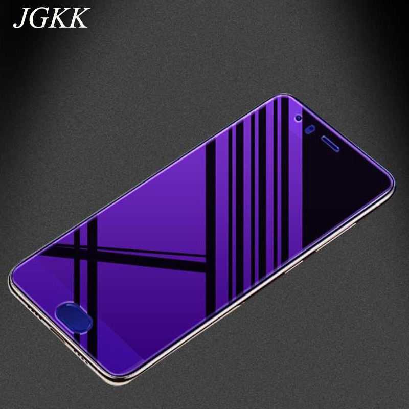 JGKK Tempered-Glass Screen-Protector Anti-Blue-Ray Xiaomi Mi Plus A2-Film For 6x6/5s/Plus/..