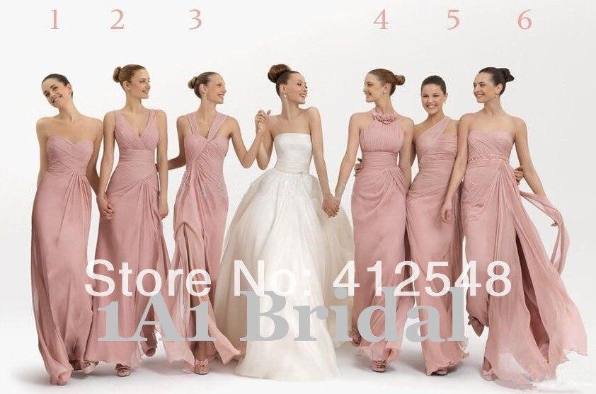 Black pink bridesmaid dresses uk