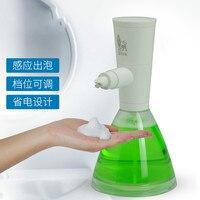 Smart Foam Hand Sanitizer Automatic Soap Dispenser Induction Washing Machine Household Soap Dispenser Hand Sanitizer Bottle