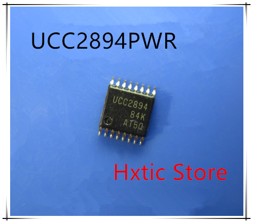 NEW 10PCS LOT UCC2894PWR UCC2894PW UCC2894 TSSOP 16 IC