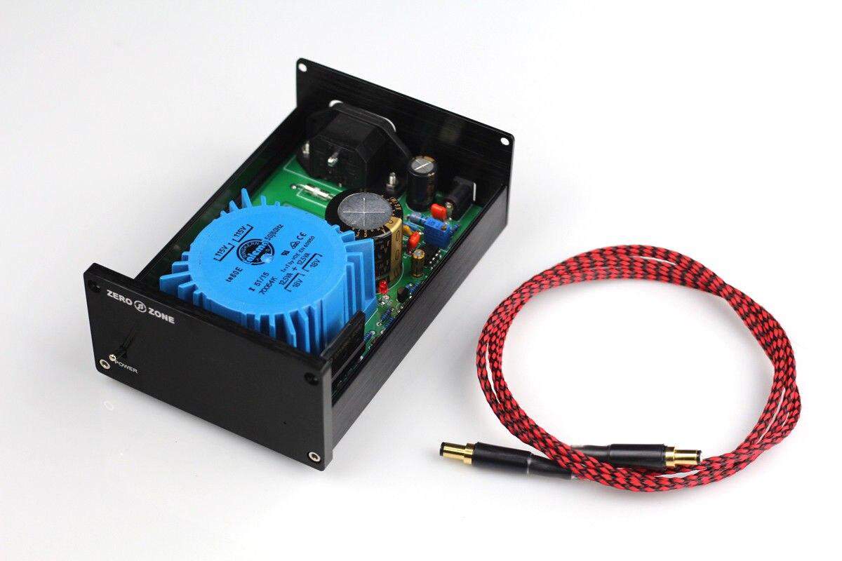 ZEROZONE Hiend 25W DC12V linear Power supply for DAC /preamp/headphone amp etc L4-24ZEROZONE Hiend 25W DC12V linear Power supply for DAC /preamp/headphone amp etc L4-24